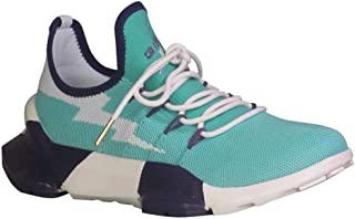 Giza Women's Mythos Running Shoes Teal/White/Purple