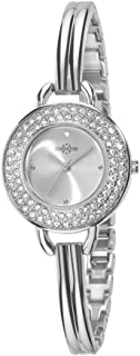 Chronostar R3753237501 Starlight Year Round Analog Quartz Silver Watch
