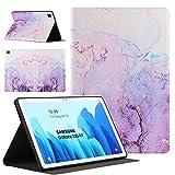 Sunily Cover per Samsung Tab A7 10.4 pollici 2020, Ultra Sottile Pelle Flip PU Custodia per Samsung...