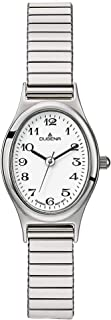 Dugena Women's Analogue Quartz Watch with Stainless Steel Strap 4460748