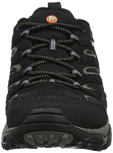 Merrell MOAB 2 GTX, Zapatillas de Senderismo Hombre, Negro (Black), 45 EU