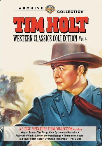 Tim Holt Western Classics Collection: Vol 4 [Edizione: Stati Uniti]