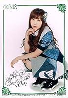 【トレーディングカード】《AKB48 トレーディングコレクション Part2》 仁藤萌乃 ノーマルキラカード サイン入り akb482-r023 トレカ