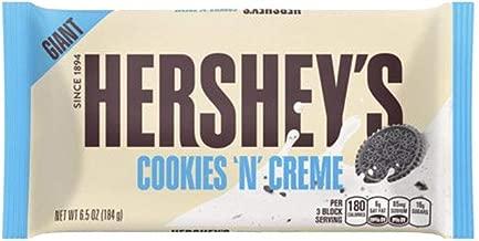 Hershey's Cookies N Creme Giant Bar, 6.5 oz (1)