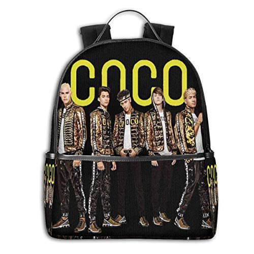 Shichangwei Cnco Backpack 3D Full-Print Backpack Campus School Bag Casual Backpack Gym Travel Hiking Backpack