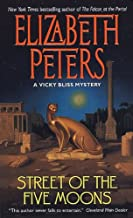 Street of the Five Moons: A Vicky Bliss Novel of Suspense (Vicky Bliss Mysteries Book 2)