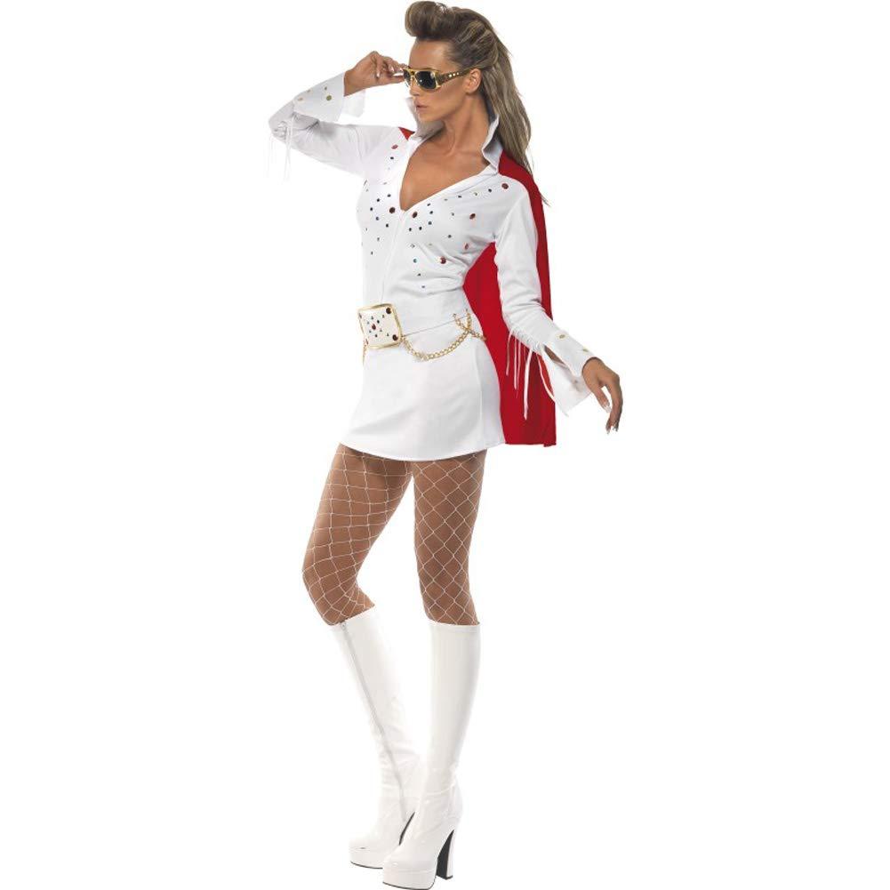Elvis Viva Las Vegas Costume (disfraz): Amazon.es: Juguetes y juegos