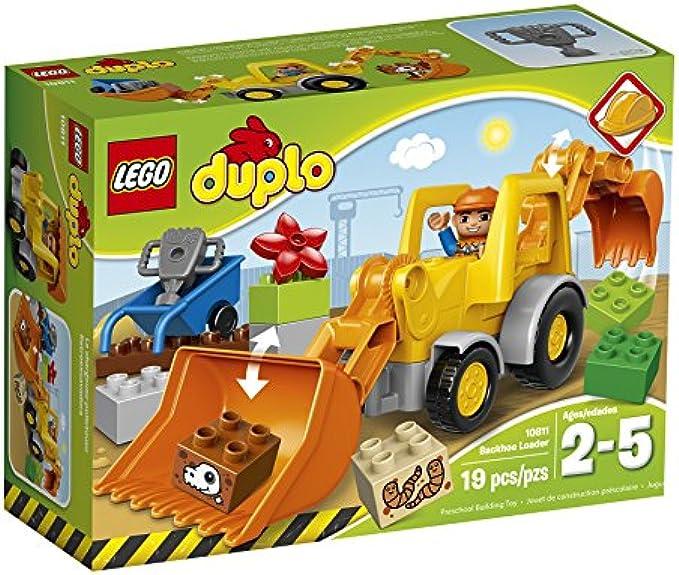 LEGO Duplo 10811 Town Backhoe Loader
