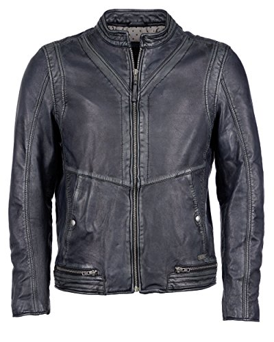 Mustang Leather Santiago, Giacca Uomo