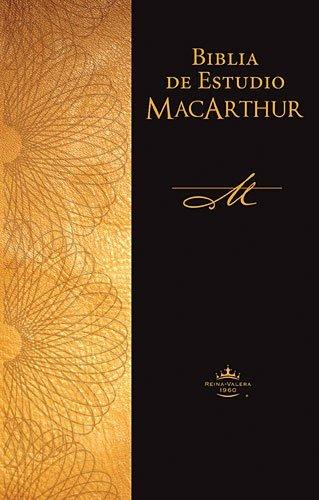 Biblia de estudio MacArthur (Spanish Edition) by MacArthur, John (2012) Paperback