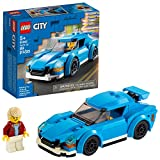LEGO City Sports Car 60285 Building Kit; Playset for Kids, New 2021 (89 Pieces)