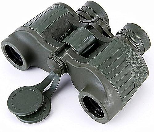 ALHM-F Jumelles 7x32 HD Miroir d'extérieur Anti-buée à Couche grand étanche avec Film Vert étendue