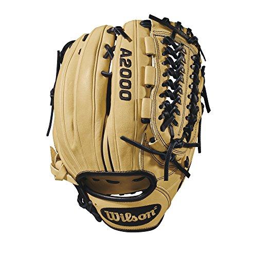 """Wilson A2000 D33 11.75"""" Pitcher's Baseball Glove - Right Hand Throw"""