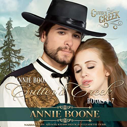 Annie Boone's Cutter's Creek: Books 4-7 Titelbild