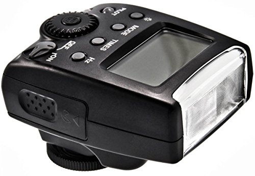 Opteka TTL Auto-Focus Dedicated Flash Speedlite (IF-500) for Sony a7r