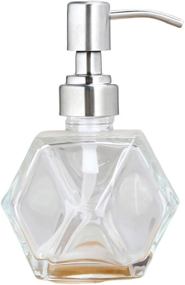 Manufacturer regenerated product Soap Dispenser 220ML 7.4 with Steel Sales of SALE items from new works Oz Stainless
