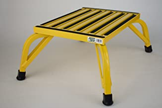 """Industrial Safety Step (8 LB, 10"""" Height)"""