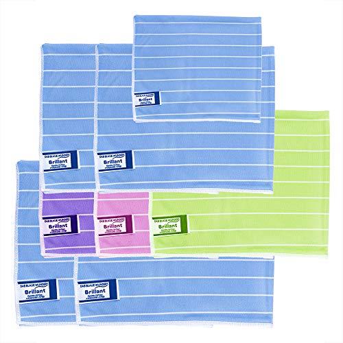 Das blaue Wunder Brillant 8er Set (blau)