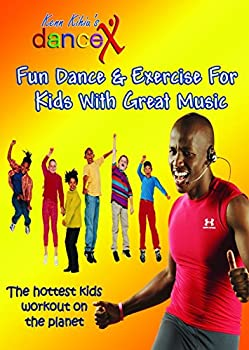 DanceX  Fun Dance & Exercise DVD For Kids With Great Music   Ultimate Indoor Fitness and Workout Video For Kids