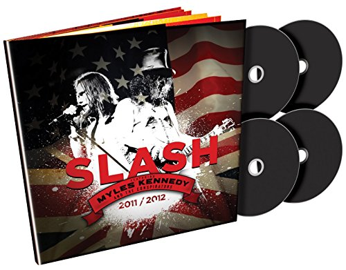 Slash - Slash featuring Myles Kennedy & The Conspirators (2 Discs, 2 Audio-CDs + Buch)