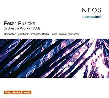 Ruzicka: Orchestral Works, Vol. 2