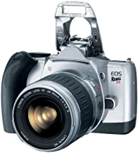 Canon EOS Rebel K2 SLR 35mm Film Camera with EF 28-90mm III Electronic Auto Focus Lens
