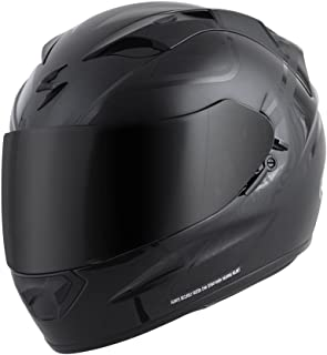 Scorpion EXO-T1200 Freeway Street Motorcycle Helmet (Matte Black, XX-Large)