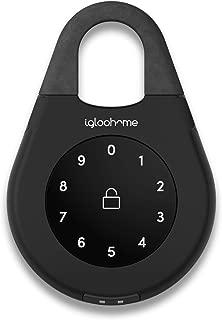 Igloohome Smart Keybox 2 - Storage Lockbox for Keys - Grant & Control Access Remotely - Works Offline