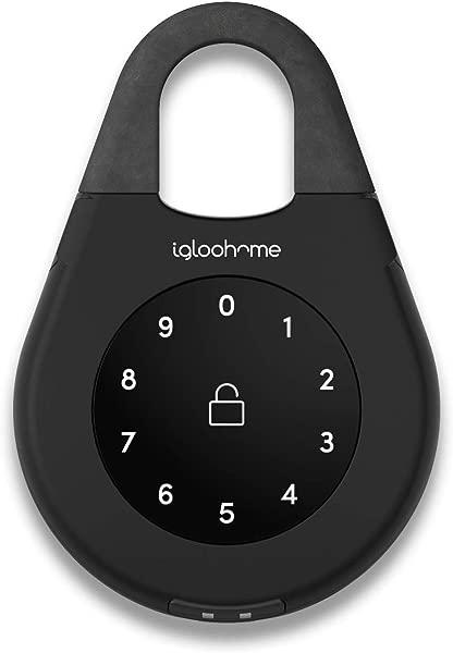 Igloohome Smart Keybox 2 Storage Lockbox For Keys Grant Control Access Remotely Works Offline