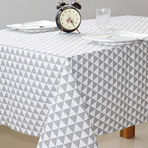 LWSJP Table shipfree Cover Geometric C Cloth Nappe Tablecloth Max 73% OFF