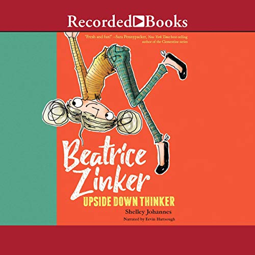 Beatrice Zinker, Upside Down Thinker audiobook cover art