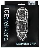 IceTrekkers Diamond Grip Traction Cleats-M