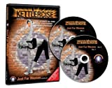 Kettlercise Just for Women Vol I, 2 Disc DVD Set, Ultimate Kettlebell Fat Loss & Toning Programme