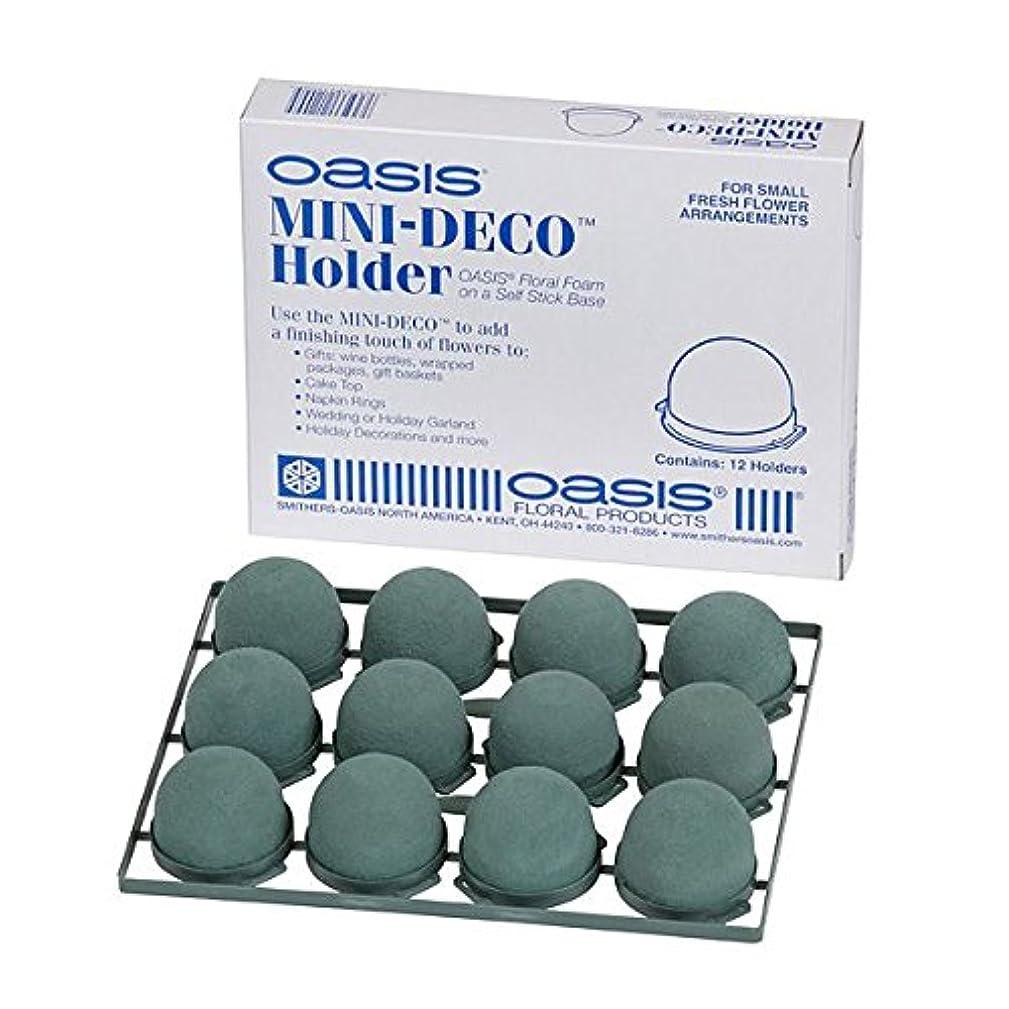 Smithers Oasis Mini-Deco Holder / 12 Per Box
