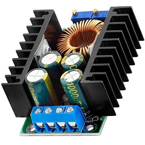 AZDelivery XL4016 Step Down Converter Convertidor Regulador Voltaje DC-DC 5-40V a 1.2-35V 4A 140W compatible con Arduino con E-Book incluido!