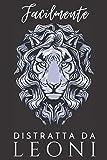 Facilmente Distratta Da Leoni: agenda 2021 leone - agenda 2021 settimanale leoni - planner settimanale e mensile A5 - agenda da gennaio 2021 a ... per settimana - regali leone uomo donna