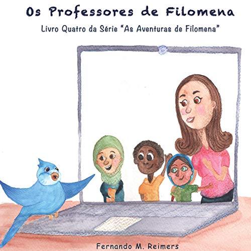 Os Professores de Filomena [Filomena's Teachers] audiobook cover art