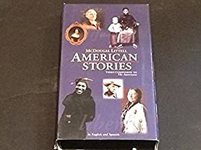 American Stories (Vol. 2 - 1866 to 1917 : Video 1 - Teacher of Freed People : Robert Fitzgerald and Reconstruction / Video 2 - A Walk In Two Worlds : The Education of Zitkala-Sa, a Sioux / Video 3 - From China to Chinatown : Fong See's American Dream) Spanish & English Versions