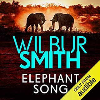 Elephant Song                   By:                                                                                                                                 Wilbur Smith                               Narrated by:                                                                                                                                 Joe Jameson                      Length: 19 hrs and 56 mins     10 ratings     Overall 4.5