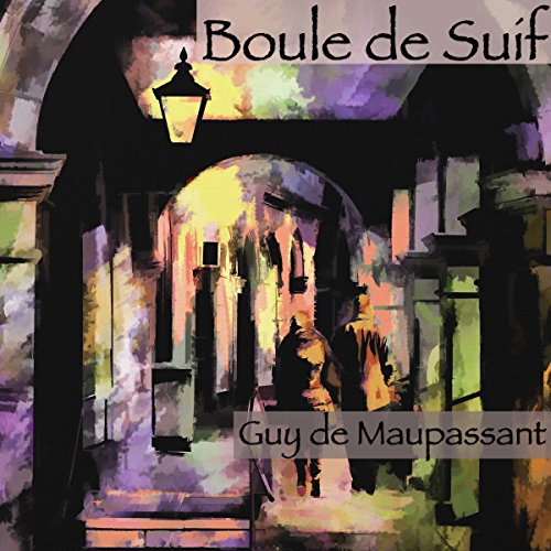 Boule de Suif audiobook cover art