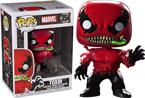 Funko Pop Marvel: Toxin Collectible Figure 354