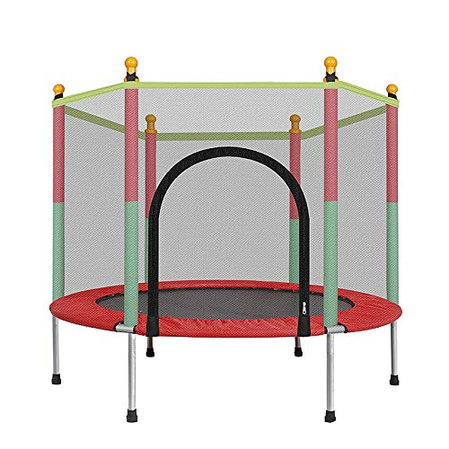 UR MAX BEAUTY Trampoline with Enclosure Net Jumping Mat and Spring Cover Padding Indoor Outdoor Yard Trampolines for Kids Adults