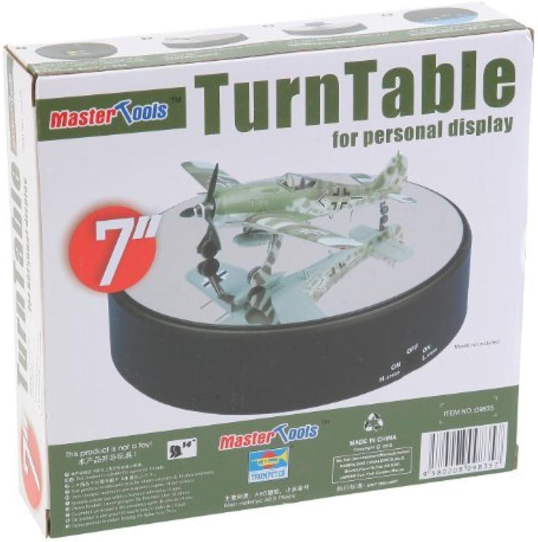 ahorrar en el despacho Trumpeter Turntable DisJugar - 182 x 42mm 42mm 42mm - TRU09835 by Trumpeter  las mejores marcas venden barato