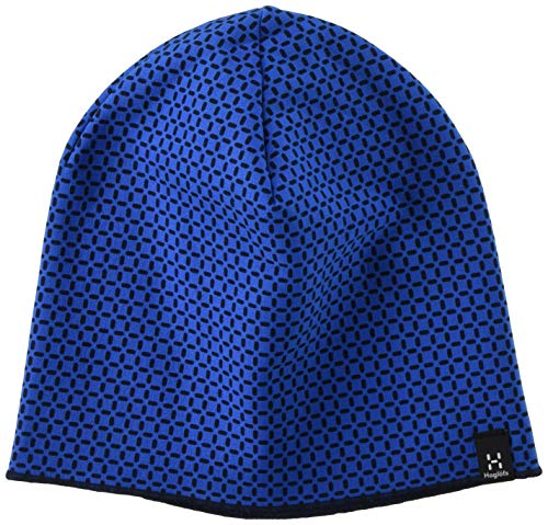 Haglöfs Fanatic Print Cappello, Uomo, Storm Blue/Tarn Blue, M/L