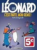 Léonard - Tome 37 - C'est parti, mon Génie ! - Le Lombard - 10/01/2014