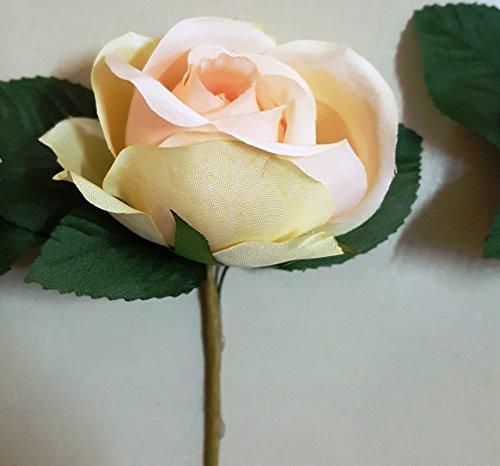 'Lot de 36 pièces, Bonbonnière Fleur Bouquet Fleur Rose cm 7 x 13 (ck5017-ph36) (pesca-cipria)