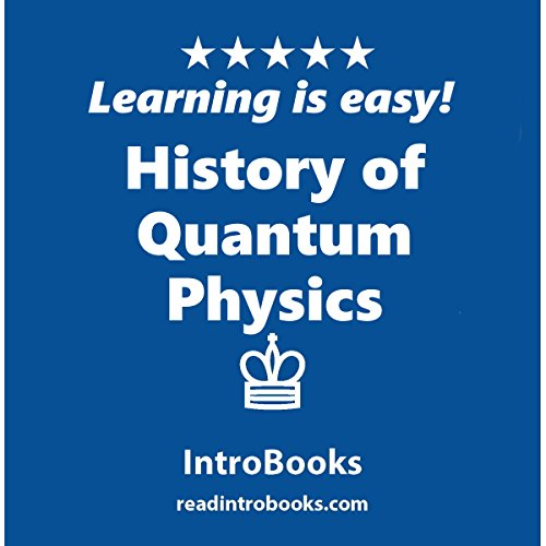 History of Quantum Physics cover art