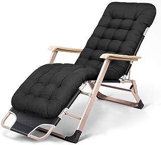 Oficina de Descanso para el Almuerzo en la Cama - Sillón reclinable reclinable con Silla reclinable con solárium Bronceado Agujero Boca Abajo para la Piscina al Aire Libre Patio de la Piscina al Air