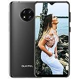 OUKITEL C19 4G Smartphone ohne Vertrag, Günstige Android 10 Handys, 16,48 cm (6,49Zoll) HD Display, 4000mAh Akku, Dreifache Kamera 13MP, 16GB ROM 256GB Erweiterbar, Dual SIM Einsteiger Handy