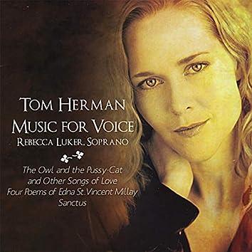 Tom Herman/Music for Voice
